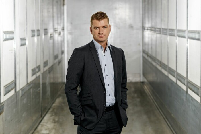 CEO Knut Sollund i ColliCare mener at det fortsatt er logstikk-gevinster å hente for norsk retail.