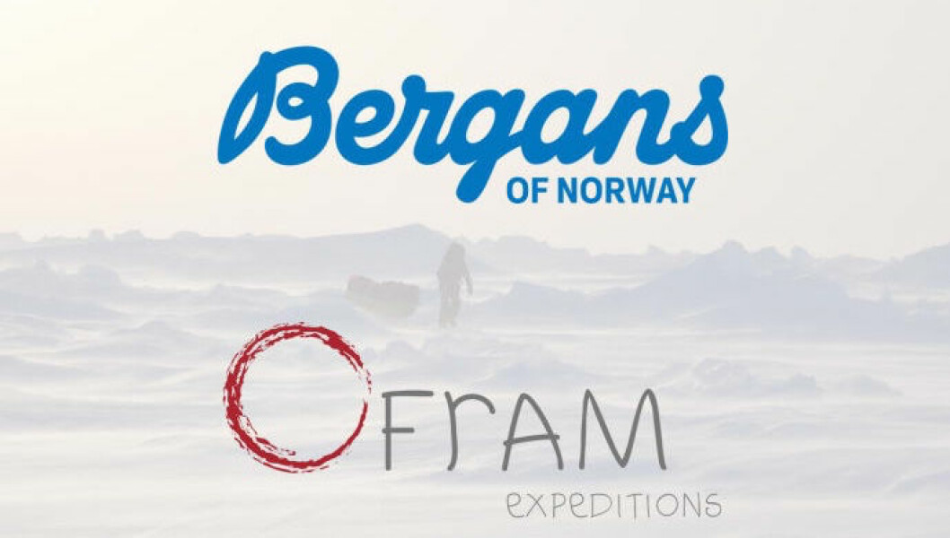 Fram Expeditions er solgt til Bergans. (Foto: Bergans)