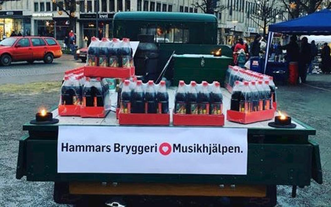 Illustrasjonsfoto: Hammars Bryggeri