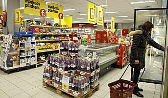 Danske Coop skifter belysning i 1200 butikker