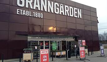 Granngården tror på 30 butikker til i Sverige