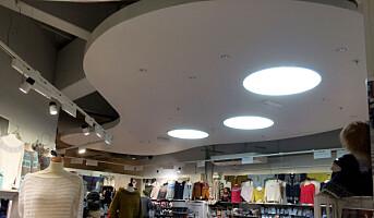 Mange fordeler ved energioppgradering av kjøpesentre
