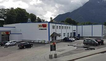 Nå åpner nye Montér Rauma