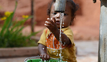 Lindex kunder runder opp for rent vann