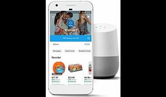 Google samarbeider med Walmart