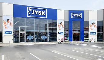 Vil fordoble antall Jysk-butikker