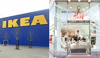 H&M og Ikea med klessamarbeid
