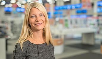 Susanne Ehnbåge blir direktør i Lindex