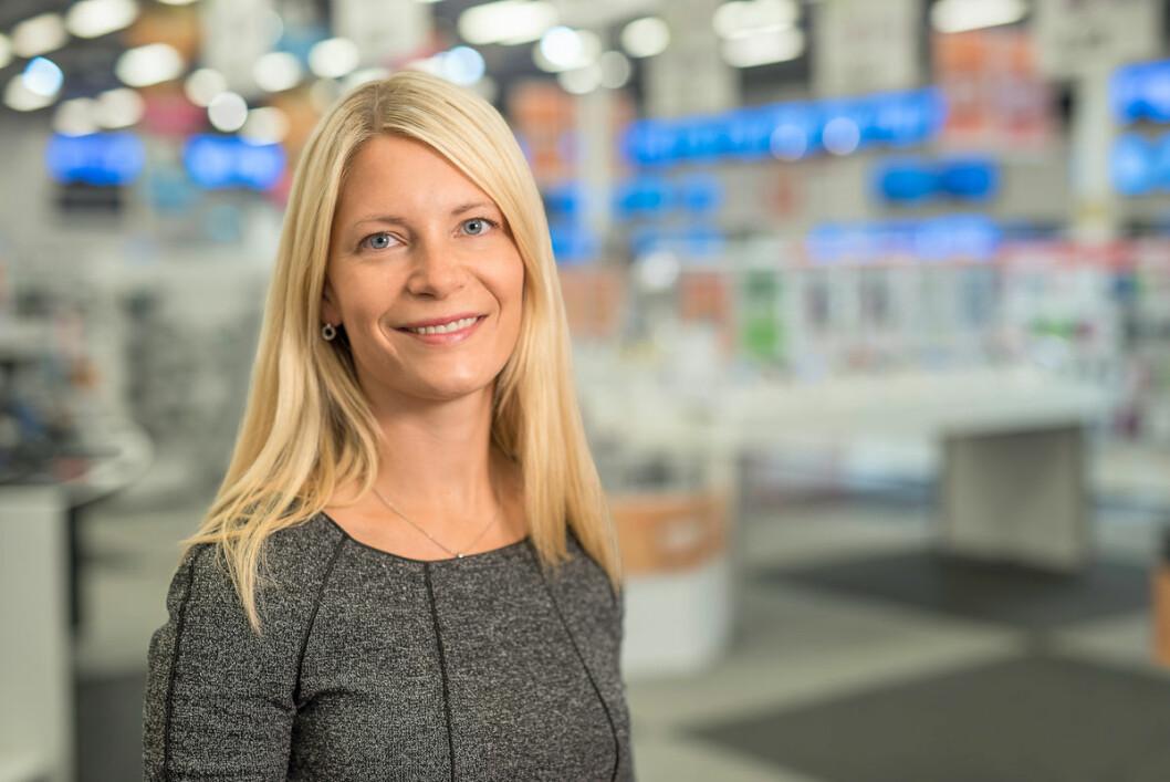 Susanne Ehnbåge slutter som administrerende direktør i Netonnet Group og begynner i samme stilling hos Lindex. (Foto: Netonnet Group)