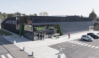 Kiwi åpner Norges grønneste butikk