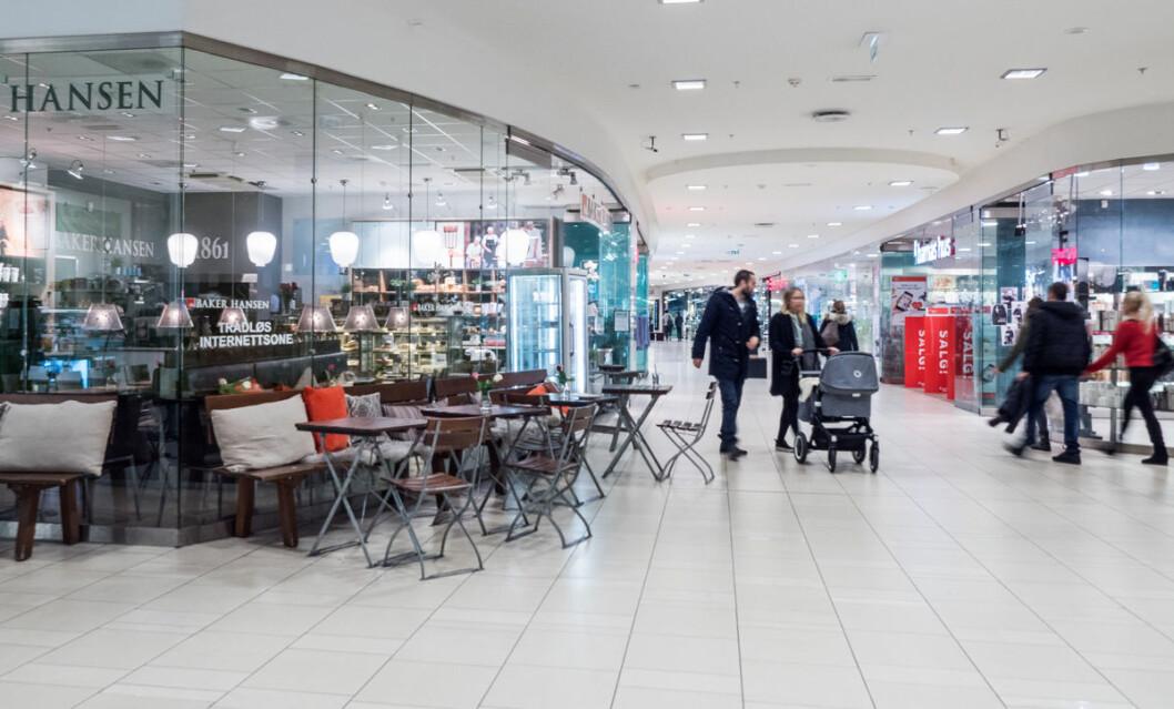 Den nye butikken vil bli den første Zara-butikken som åpner på et av Olav Thon Gruppens kjøpesentre. (Foto: Sandvika Storsenter)