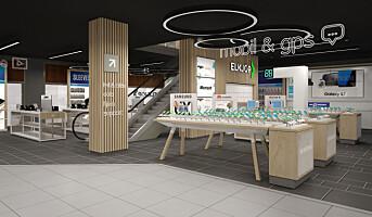 Elkjøp åpner butikk midt i Oslo