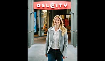 Ny leder på Oslo City