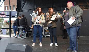 Circle K Økern ble norgesmester i sunn fastfood 2017