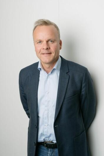 Pål H. Rasmussen (Foto: Gresvig)