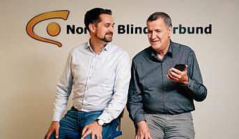 Kolonial.no inngår samarbeid med Norges Blindeforbund