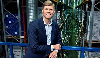 Per Öhagen blir ny sjef for e-handel og logistikk i Posten Norge