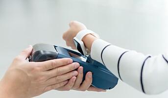 Hva erstatter kredittkortet?