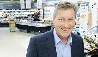 Bjørn Næss bytter jobb