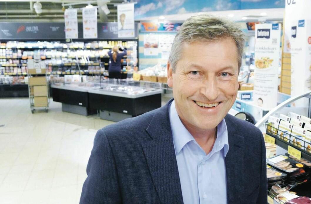 Bjørn Næss kommer fra stillingen som administrerende direktør i NHO Handel, en landsforening i NHO som han startet opp for 5 år siden. (Foto: NHO Handel)