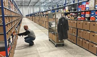 Zalando halverer leveringstiden i Norden
