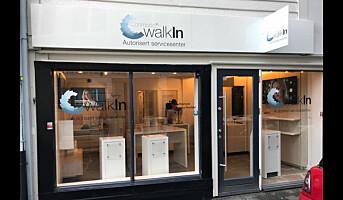Conmodo WalkIn åpner sitt andre servicesenter i Norge