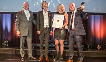 Sartor Storsenter vant Åpen klasse