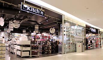Kitch'n har åpnet flaggskipbutikk