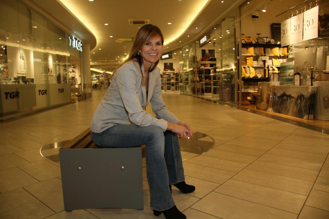 – Vi skal fortsatt være det ledende kjøpesenteret i Buskerud, sier senterleder Elisabeth Lohk ved Gulskogen Shoppingcenter i Drammen.
