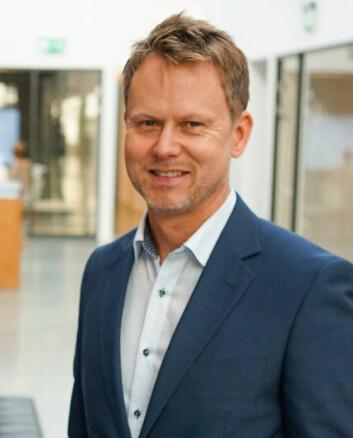 Karl Fredrik Lund(Foto: Siri Høstmælingen / Creuna Group)