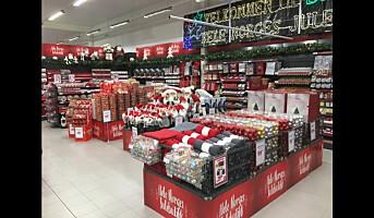 Europris har åpnet ny butikk i Risør
