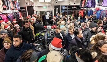 Black Friday-suksess på Norwegian Outlet
