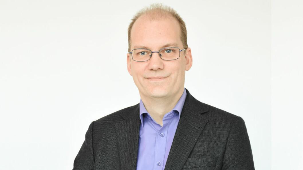 Nicklas Kittelmann begynte i den nye stillingen 20 november. (Foto: Shoppa)
