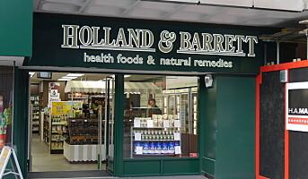 Britisk helsekjede ser til Skandinavia