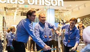 Nye butikker i Tyskland og Norge