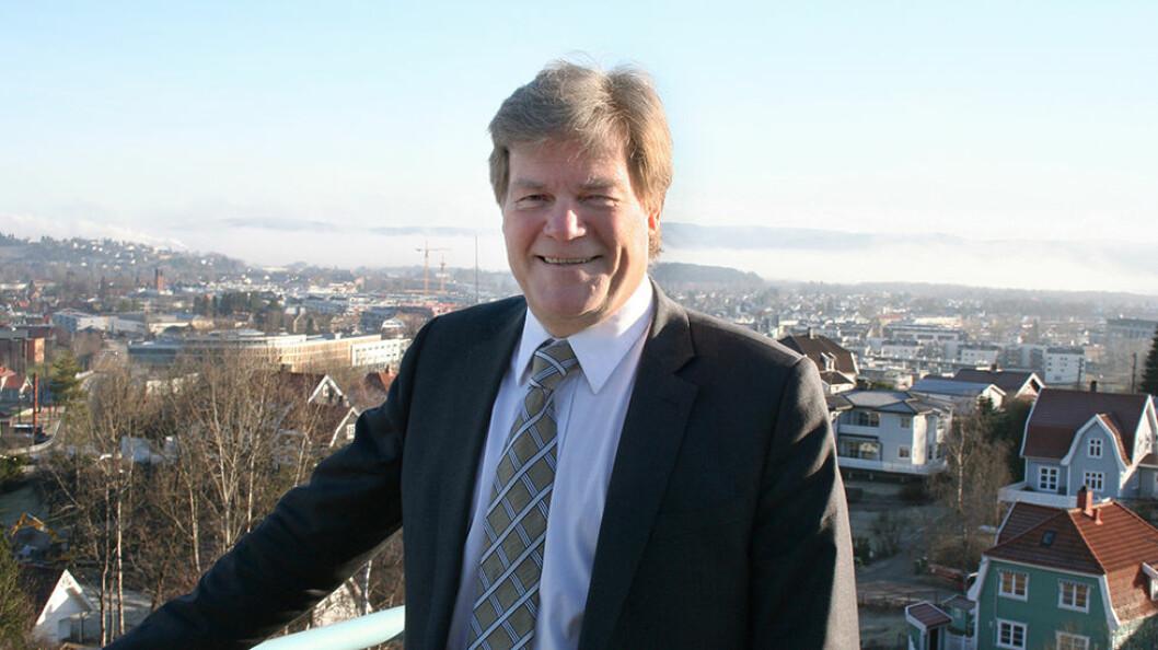 KJØPER: Jørgen Waaler og StrongPoint kjøper CUB Business Systems AB.