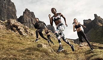 H&M med bærekraftig treningstøy