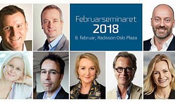 NCSC Norges årlige Februarseminar nærmer seg