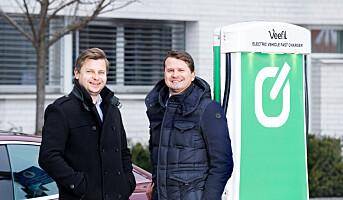 Grønn Kontakt lader opp for Olav Thons kunder