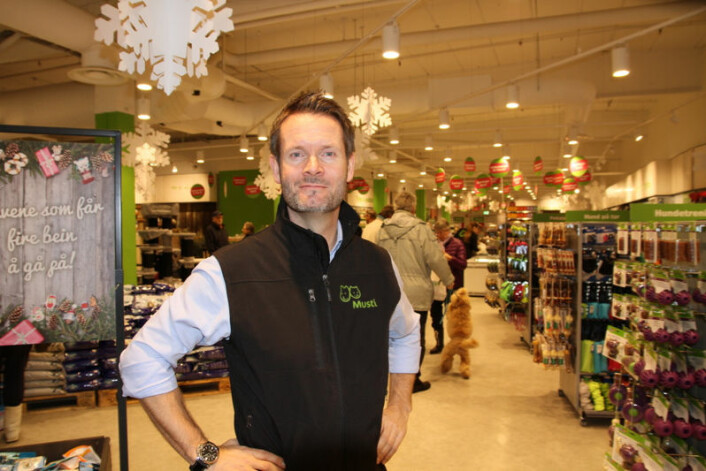 – Det har vært en kamp for å finne lokaler, men jeg opplever helt klart et stemningsskifte nå, sier adm. dir. Erik Ringen Skjærstad i Musti Norge.