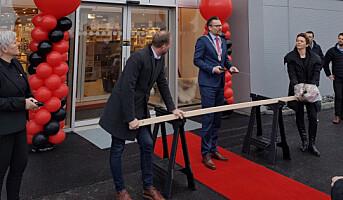Montér Haugesund er åpnet