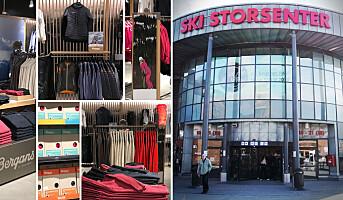 Bergans åpner sin første Brand Store