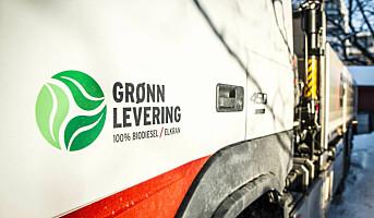 Optimera med grønn levering