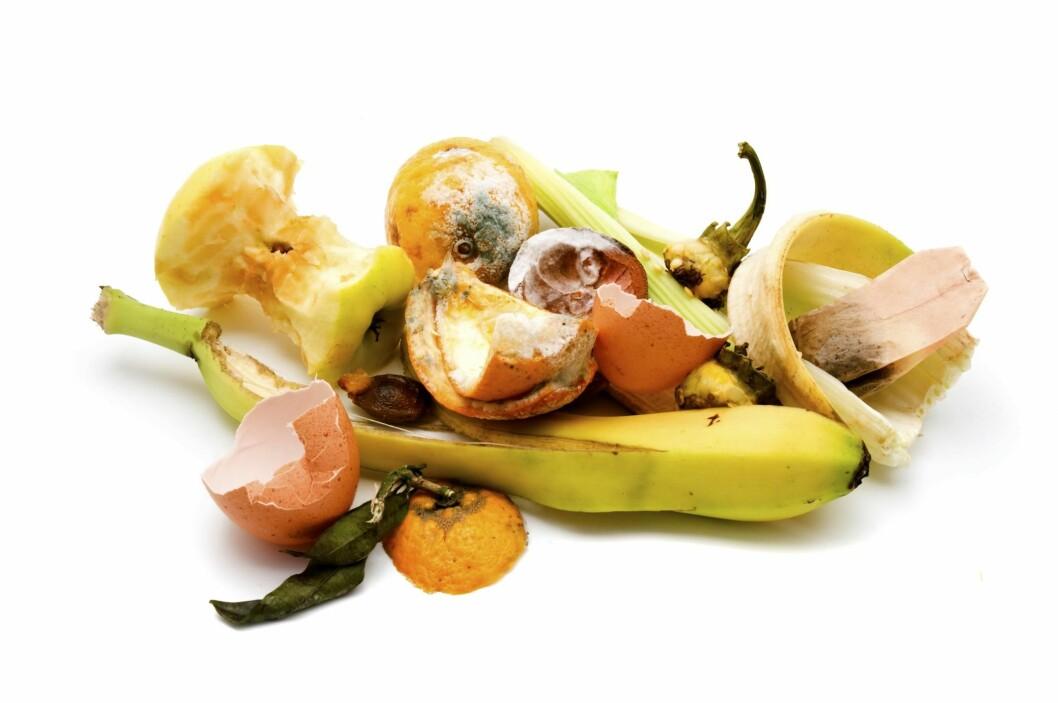 MINDRE MATSVINN: NorgesGruppen har redusert matsvinnet de siste årene. Foto: Yayimages.com