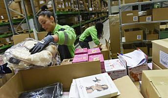 Outsourcet lager og logistikk