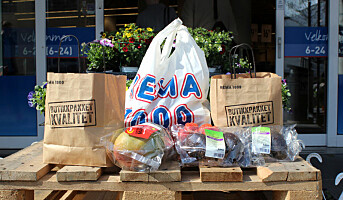 REMA 1000 kutter 304 tonn plast