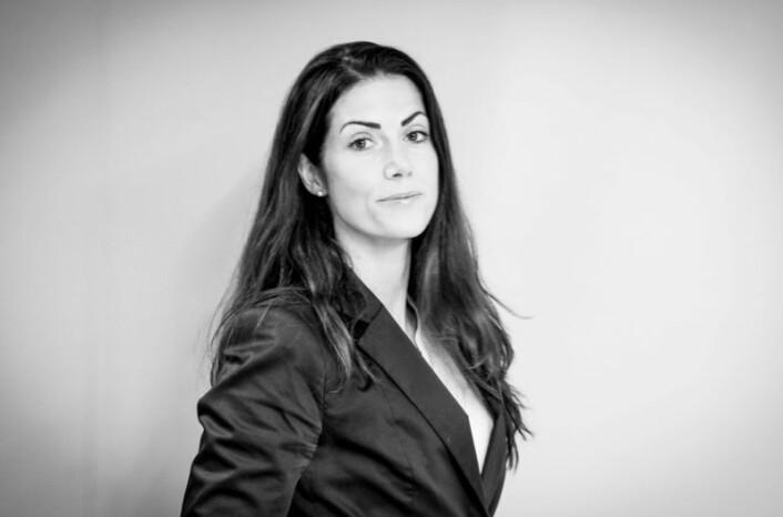Åsa Johansson ersalgssjef i Bring Warehousing. Foto: Bring
