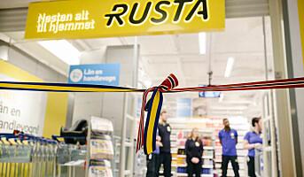 Nå slår svenske Rusta opp portene på Stord