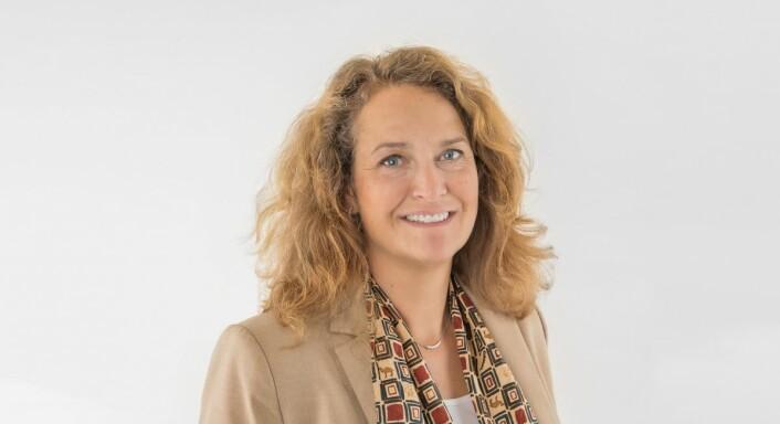 Catherine Sahlgren erVD iTeknikmagasinet og er offensiv etter at gjeld er sanert og kjeden har fått ny eier.