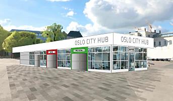 Schenker etablerer Oslo City Hub